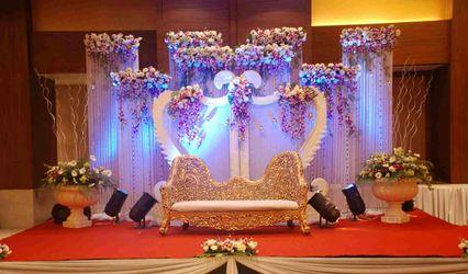 Wedding Flower Decoration by Arif