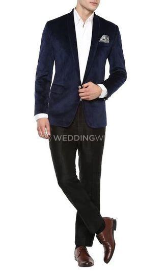 Mr Grey a