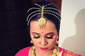 MakeUp by Vinoth Raj