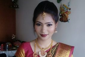 Makeovers by Supritha
