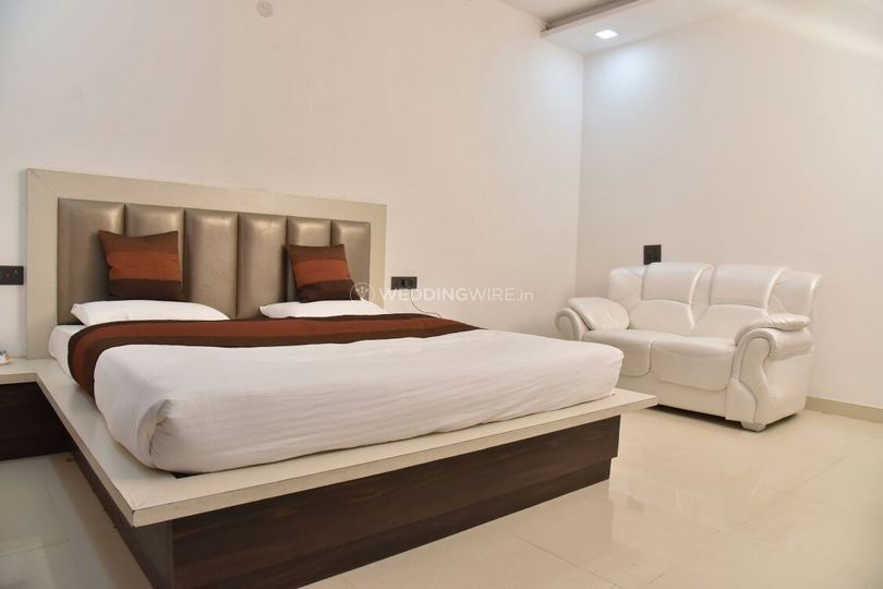 Luxury room available