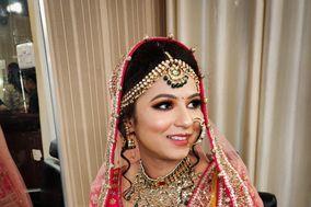 Mahek Mahajan Makeup Artist