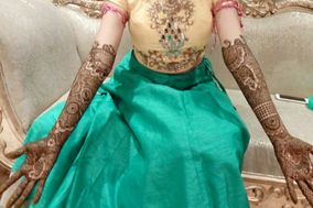 Jabeen - Bridal Mehendi Artist