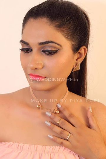 Makeup Artistry By Piyaa Purii
