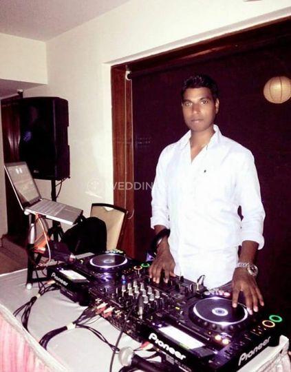 DJ himself