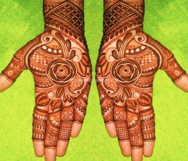 Veer Nayak Mehandi Artist, Geeta Bhawan