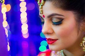 Shikha Chandra Make Up And Hair