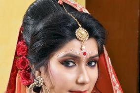 Parna's Bridal Makeup