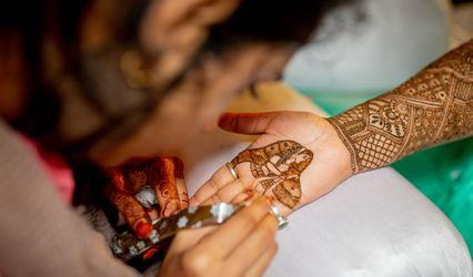 Mehndi Artist Anfar, Goa