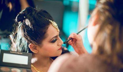 Shreya & Chandini Asrani - Makeup & Hair