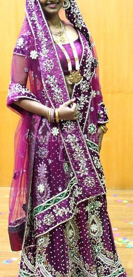 d3cf3ef927ae Bridal lehenga from The Bride - Fashion Boutique | Photo 10