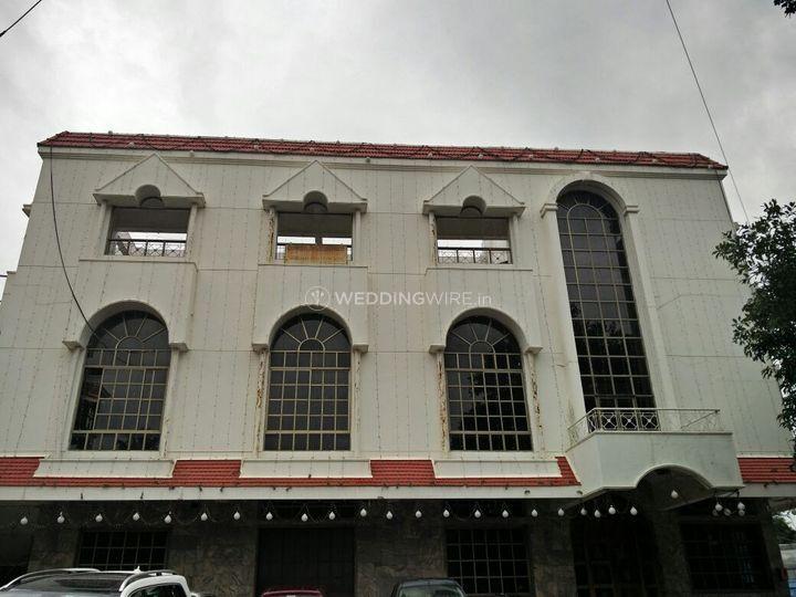 Sri Ram Conventional Hall