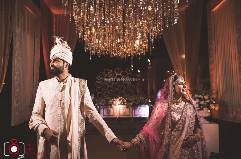 Couple wedding shoot