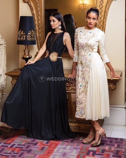 Wedding Party Gowns