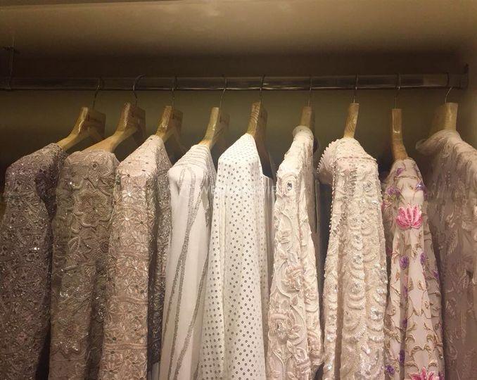 Pristine White & Pink Collection