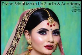 Divine Bridal Make Up Studio & Academy
