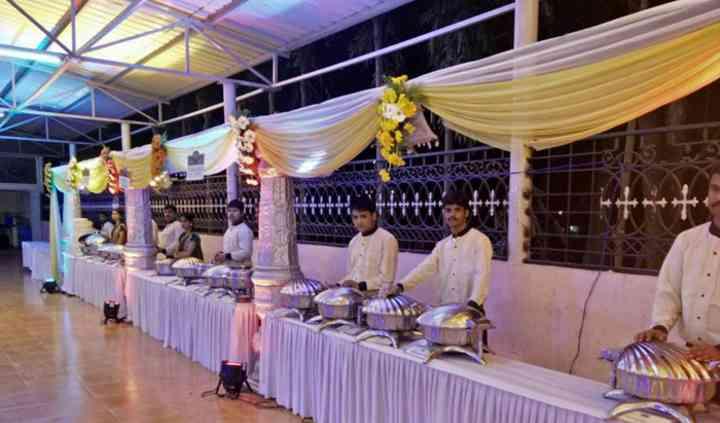Catering arrangement