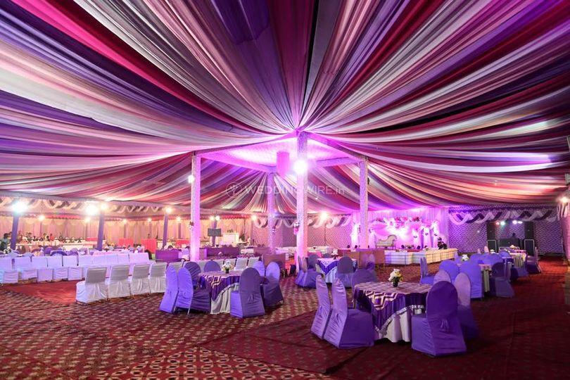 Maharaja Light & Tent Decorators