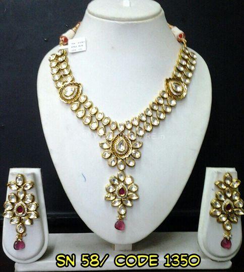 Kundan Designer Set