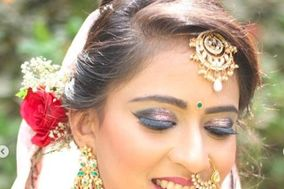 Makeup by Shweta Patel