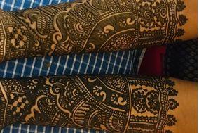 Nasrin Mehendhi Artist