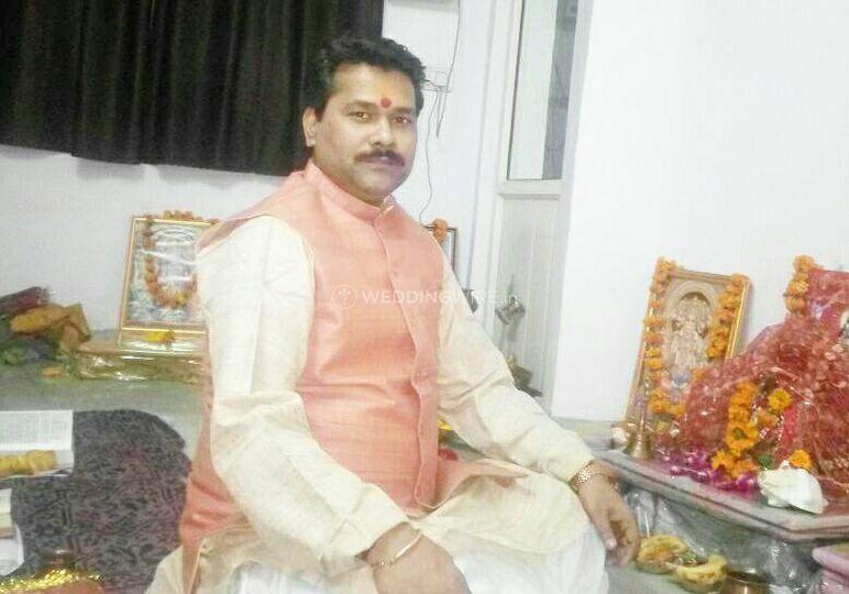 Astrologer Mithilesh Pandey