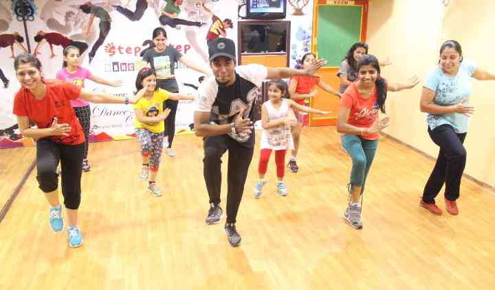 Step 2 Step Dance Studio, Mohali