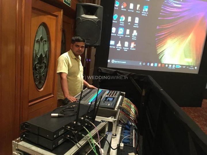 Star Light DJ & Audio Visual