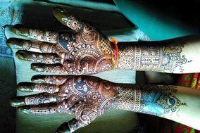 Bhumika Patel Mehandi Artist
