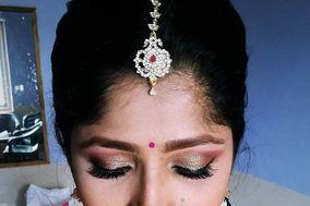 Makeup by Karishmaredd