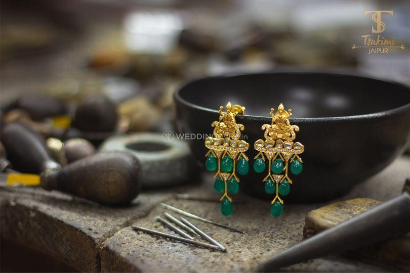 Laxmi Earrings