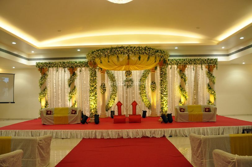 Reception Backdrop