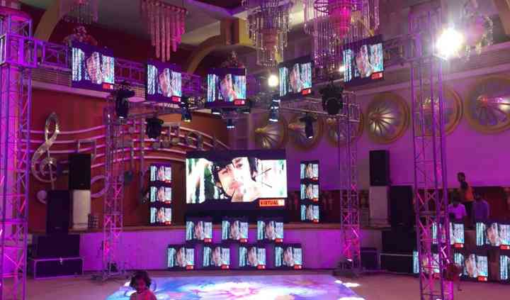 Entertainment and decor