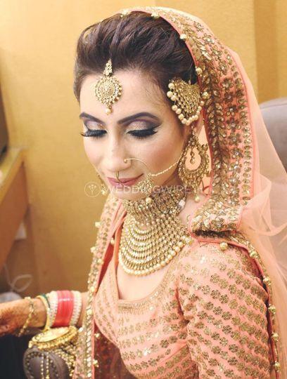 Bridal makeup Bridal makeup