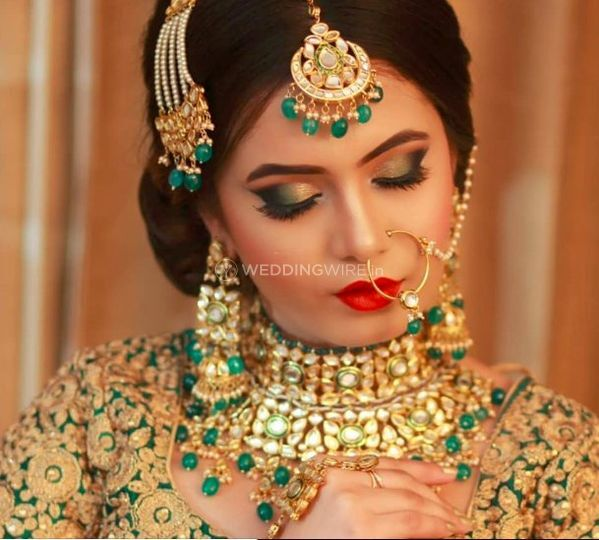 Neelam Singh - The Makeup Artist
