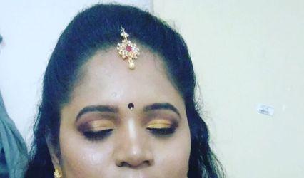 Chaithra Gowda Jewellery