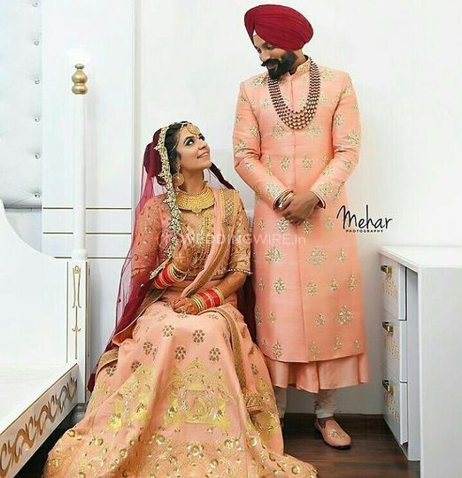 All set to wed in Coral