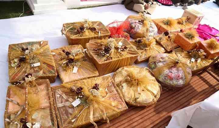 Wrap With Inayat - Chandigarh