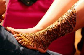 Bombay Designer Mehandi Art