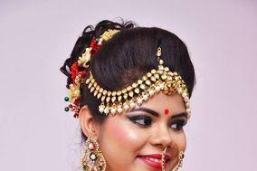 Makeup Artist Ashwini Bhosale