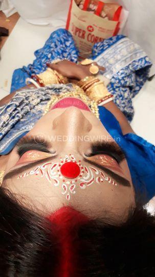 Sonu's Makeup Studio and Academy