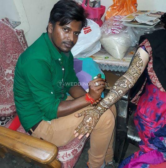 Sahil Mehendi Arts