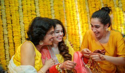 The wedding of Tanya and sarthak