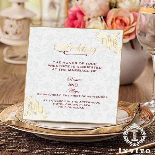 Invito Invite
