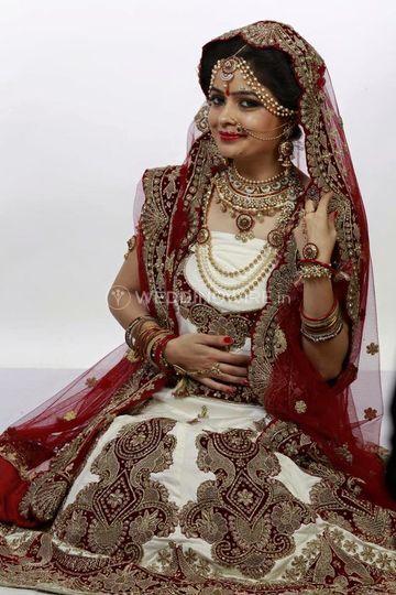 Makeup Artist Rupa Maheshwari