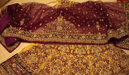 Ritu Dzign Designer Saree And Lehengas
