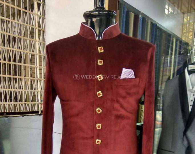 Designer Indo-western outfit