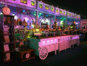 Kalvin International, Caterers