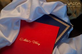 VARDA - Designer Wedding Cards