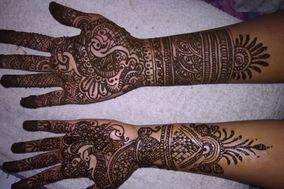 Nesh Mehendi Arts